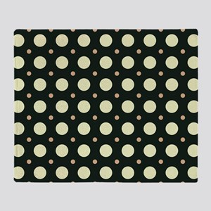 Dots-2-31 Throw Blanket