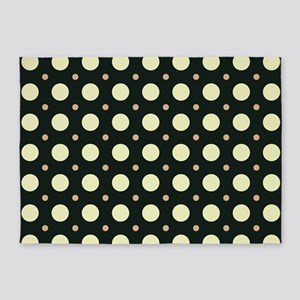 Dots-2-31 5'x7'Area Rug