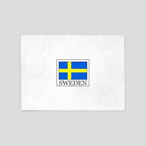 Sweden 5'x7'Area Rug