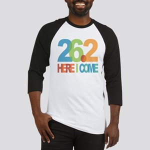 26.2 - Here I come Baseball Jersey