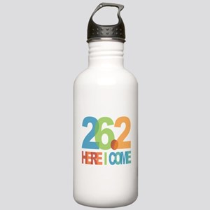 26.2 - Here I come Stainless Water Bottle 1.0L