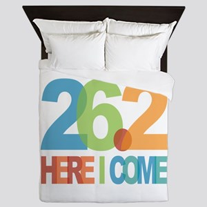 26.2 - Here I come Queen Duvet