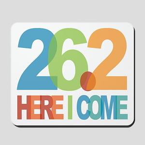 26.2 - Here I come Mousepad