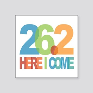 26.2 - Here I come Sticker