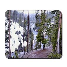 Snake River Yellowstone Mousepad