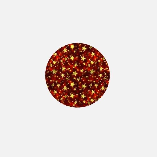 Shining Stars Mini Button