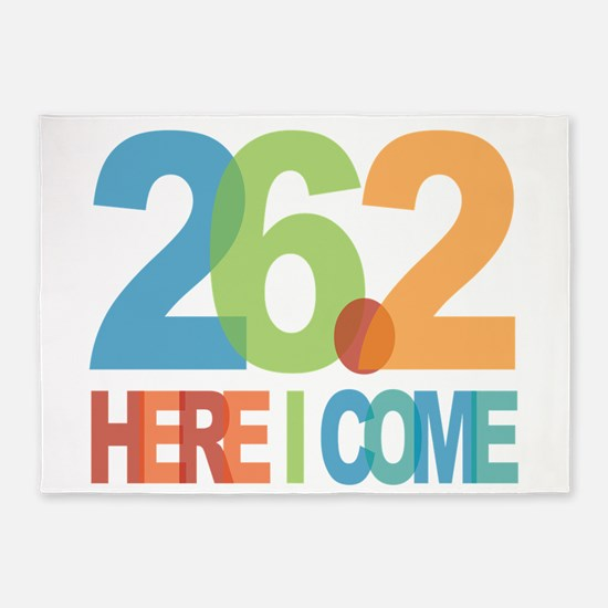 26.2 - Here I come 5'x7'Area Rug