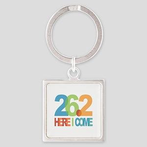 26.2 - Here I come Keychains