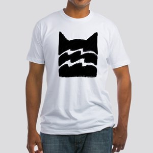 Riverclan BLACK Fitted T-Shirt