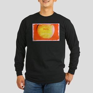 Henry Custom Personalized Tenn Long Sleeve T-Shirt
