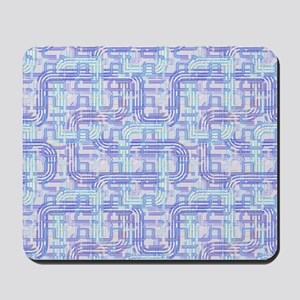 Complex Labyrinth Mousepad