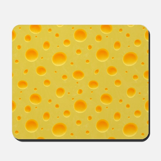 Cheese Section Mousepad