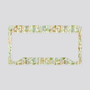 Widow Garden License Plate Holder