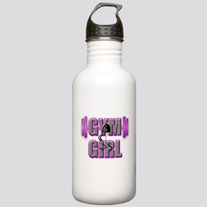 Gym Girl Design 4 Stainless Water Bottle 1.0L