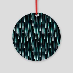 Sound System Ornament (Round)
