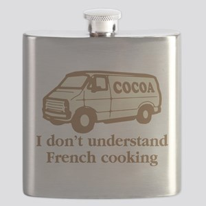 Cocoa Van French Cooking Flask