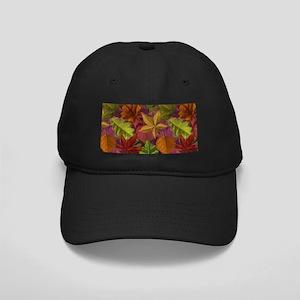 Scarlet Weed Black Cap