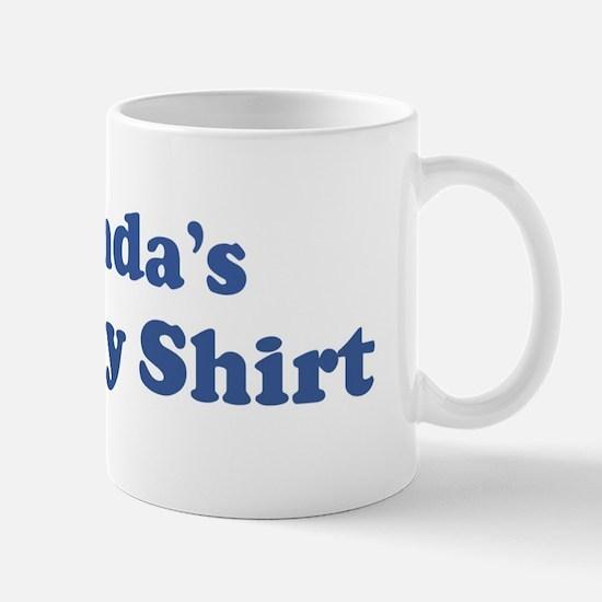 Amanda birthday shirt Mug