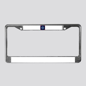 ohm02lotus License Plate Frame