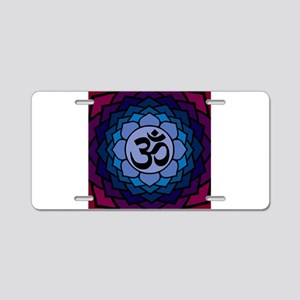 ohm02lotus Aluminum License Plate