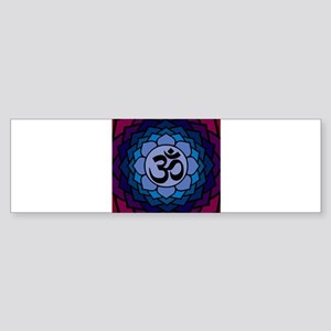 ohm02lotus Bumper Sticker