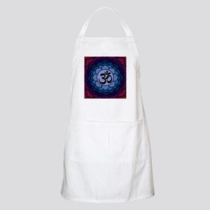 ohm02lotus Apron