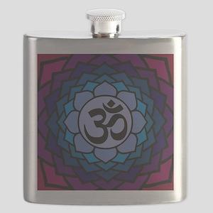 ohm02lotus Flask
