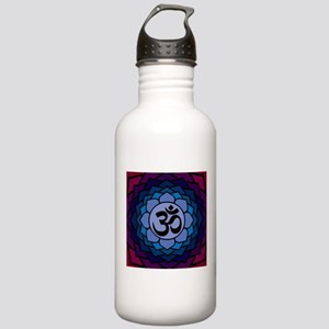 ohm02lotus Water Bottle