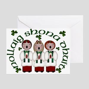 Irish Choir Christmas Cards (Pk of 20)