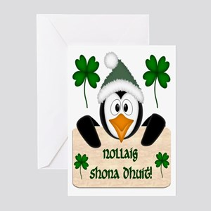 Nollaig Shona Dhuit! Christmas Cards (Pk of 20)