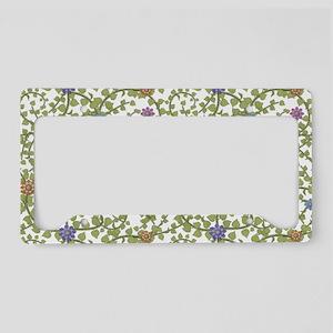 Paper Ivy License Plate Holder