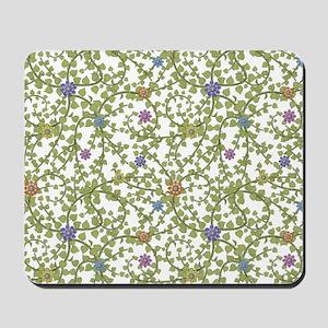 Paper Ivy Mousepad