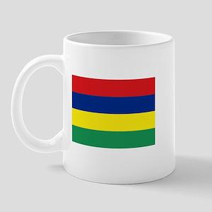 Mauritian Flag Mug