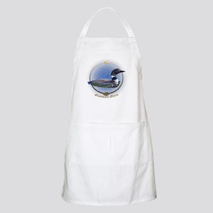 Commom Loon BBQ Apron