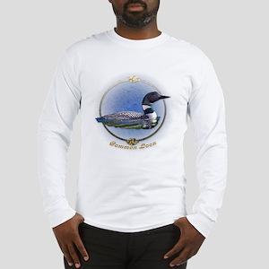 Commom Loon Long Sleeve T-Shirt