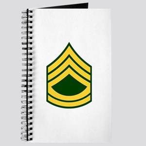 "Army E7 ""Class A's"" Journal"
