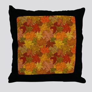 Fall Token Throw Pillow