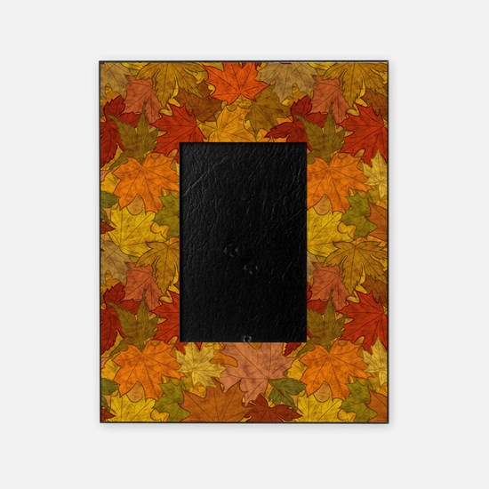 Fall Token Picture Frame