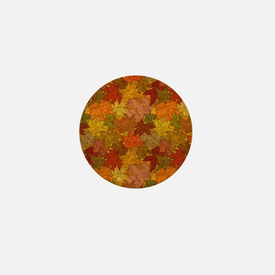 Fall Token Mini Button