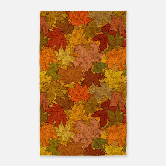 Fall Token Area Rug