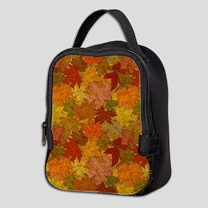 Fall Token Neoprene Lunch Bag