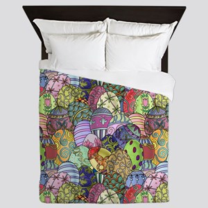 Egg Hunt Queen Duvet