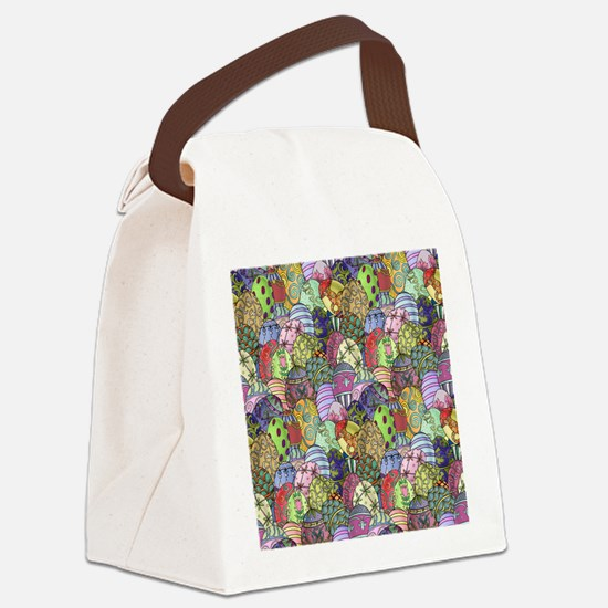 Egg Hunt Canvas Lunch Bag