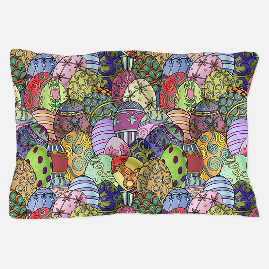Egg Hunt Pillow Case