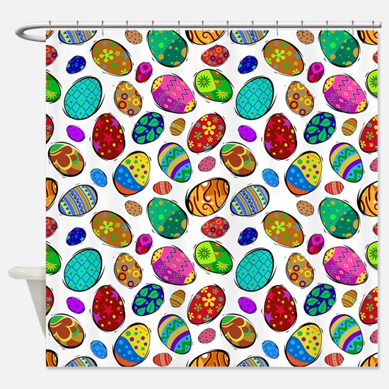 Easter Special Shower Curtain