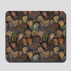 Crowd Puller Mousepad