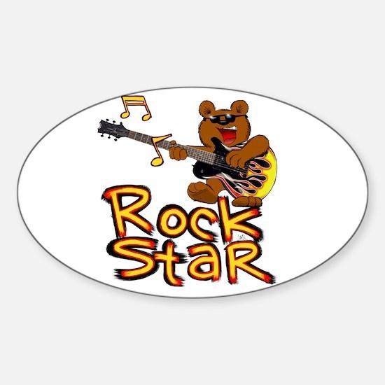 Rock Star Decal