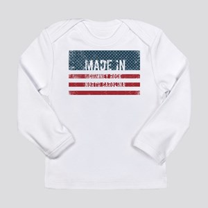Made in Chimney Rock, North Ca Long Sleeve T-Shirt