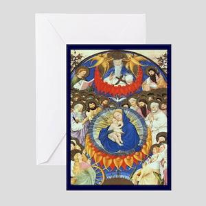 Heavenly Host Christmas Cards (Pk of 20)