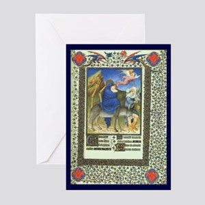Flight Into Egypt Christmas Cards (Pk of 20)